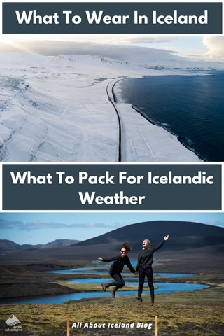 What to wear and what to pack in Iceland