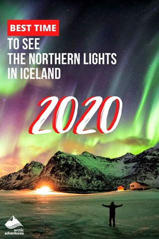 Best Time To See The Northern Lights In Iceland 2020