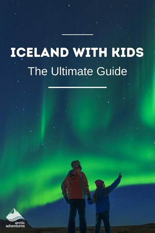 Travel With Kids The Ultimate Guide in Iceland