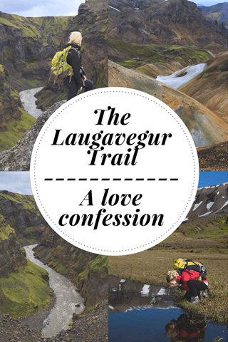 The Laugavegur Trail - A love confession