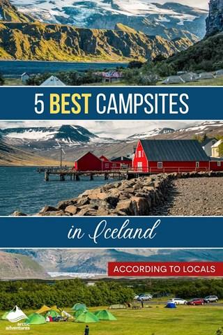 5 Best Campsites In Iceland