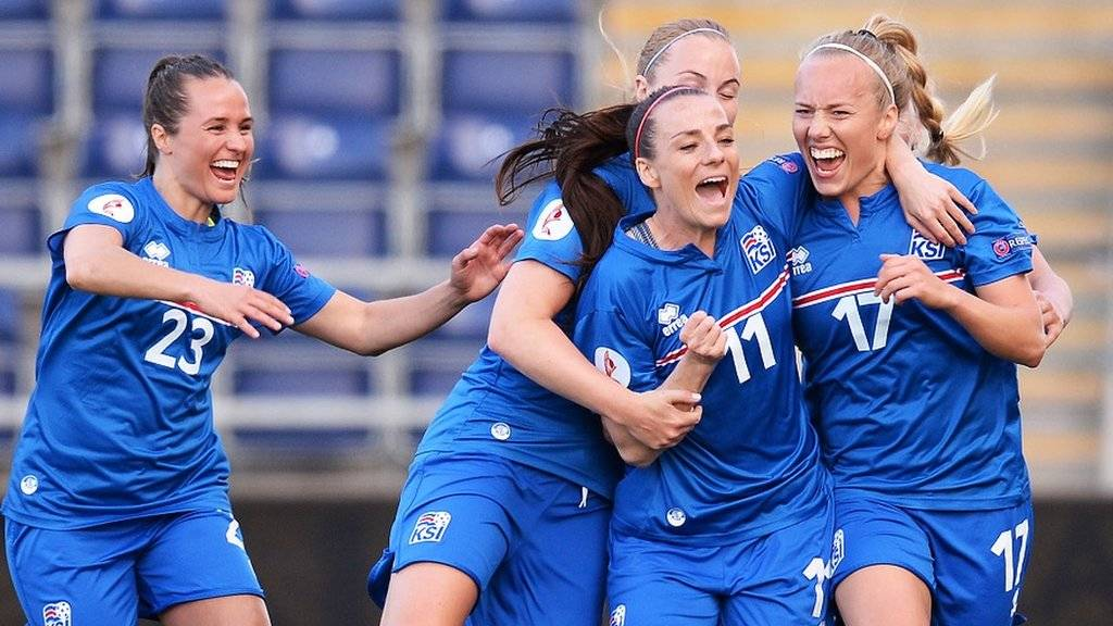 7 Facts about the Icelandic women's national soccer team | All About Iceland